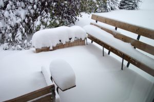 Oct 3 – Now THIS is SNOW !!!